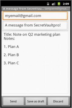 SecretVaultpro(free) screenshot 7