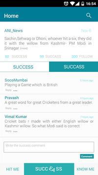 Succeass App screenshot 2