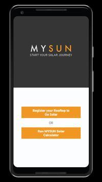 Start your Rooftop Solar Journey in India | MYSUN poster