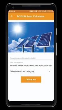 Start your Rooftop Solar Journey in India | MYSUN screenshot 2