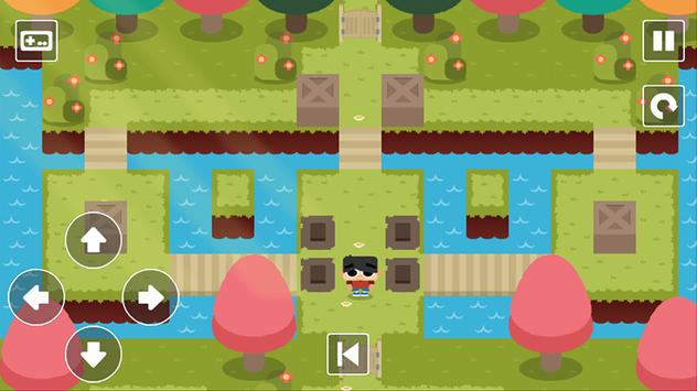 Sokoban Land screenshot 1