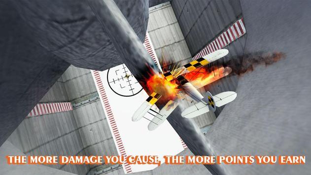 Air Plane Crash Test Simulator apk screenshot