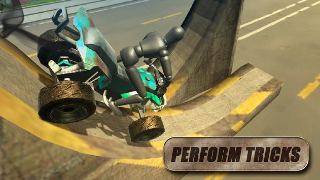 Traps and Wheels 3D apk screenshot