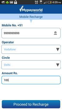 Mobile Recharge,DTH,Bill Pay apk screenshot