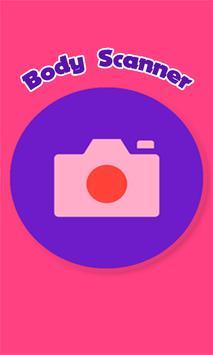 Body Scanner Prank poster