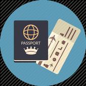 Passport Status Check icon