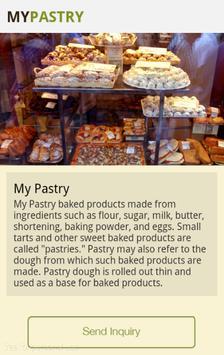 My Pastry apk screenshot