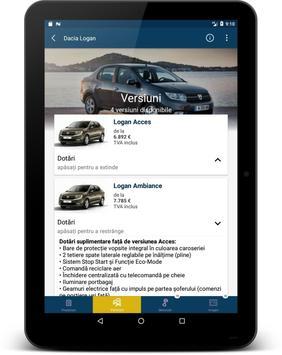 Info Dacia screenshot 14