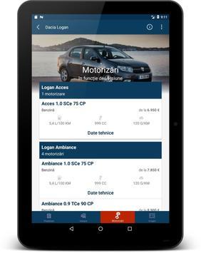 Info Dacia screenshot 15