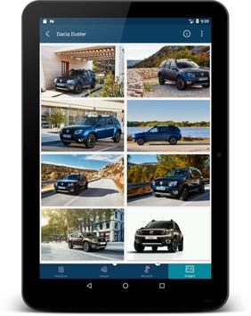 Info Dacia screenshot 16