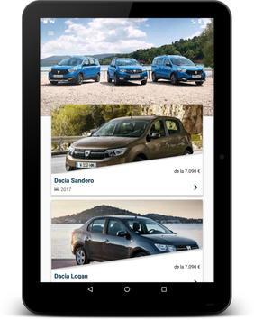 Info Dacia screenshot 13