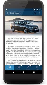 Info Dacia screenshot 2