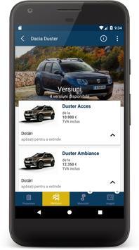 Info Dacia screenshot 3