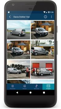 Info Dacia screenshot 5