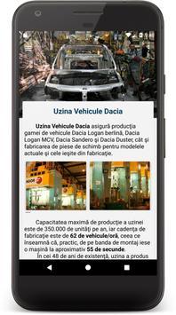 Info Dacia screenshot 7