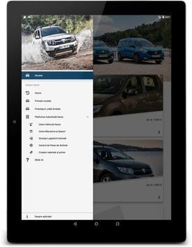 Info Dacia screenshot 8