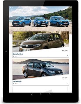 Info Dacia screenshot 9