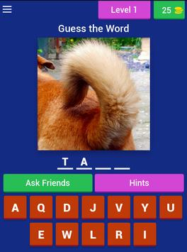Animal Quiz Game (Body Parts Quiz) screenshot 10