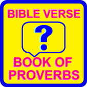 """Proverbs"" Bible Quiz (Bible Game) icon"