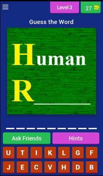 Business Acrogame (Acronym Game) apk screenshot