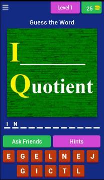 Common Acronym Quiz poster