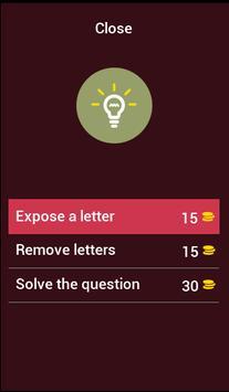 Filipino Adjective Quiz apk screenshot