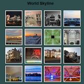 Skyline PhotoGallery icon
