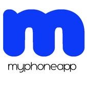 MyPhoneApp icon
