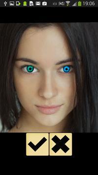 Eye Color Photo Booth apk screenshot