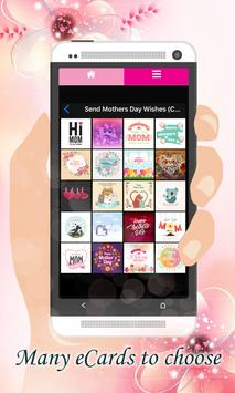Mothers Day Cards Wishes apk screenshot