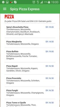 Spicy Pizza Express screenshot 1
