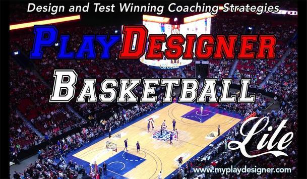 Basketball Play Designer and Coach Tactic Board imagem de tela 1