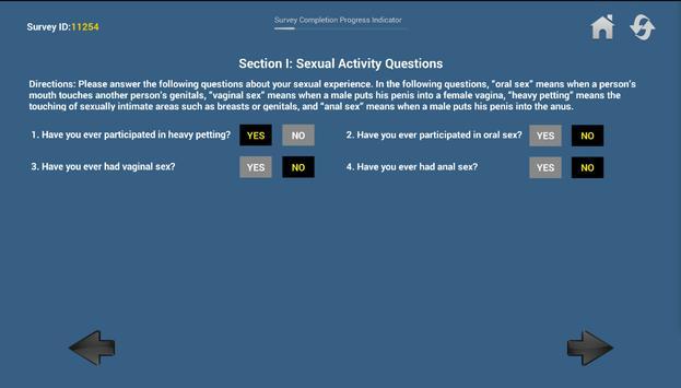 OPTIONS screenshot 1