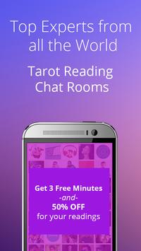 Tarot Reading Chat Rooms poster