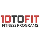 10toFit Fitness icon