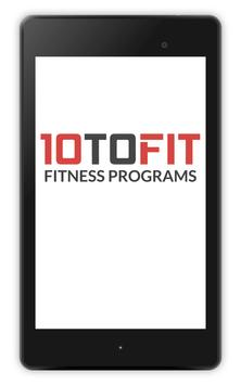 10toFit Fitness screenshot 10