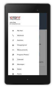 10toFit Fitness apk screenshot