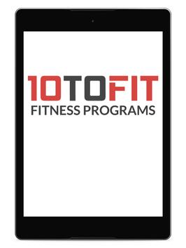 10toFit Fitness screenshot 5