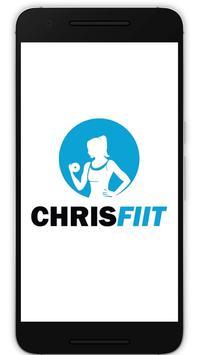 CHRISFIIT poster