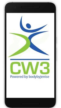 CW3 Powered by BodybyJenise poster