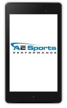 AE Fitness Training apk screenshot