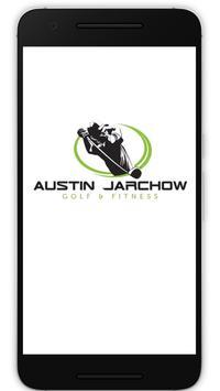 Austin Jarchow Golf & Fitness poster