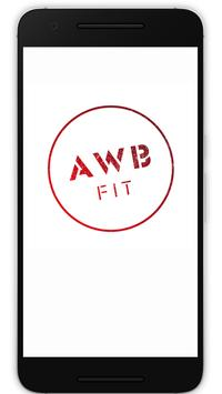 AWB FIT poster