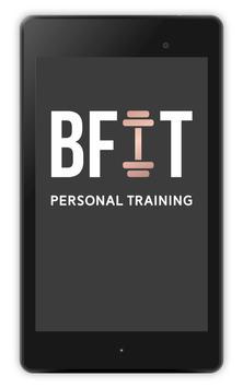 BFIT PT apk screenshot