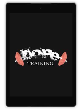 DOPE Training screenshot 5