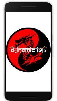 Dynamic Ish poster