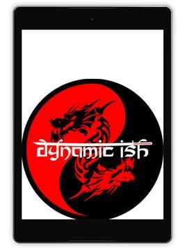 Dynamic Ish apk screenshot
