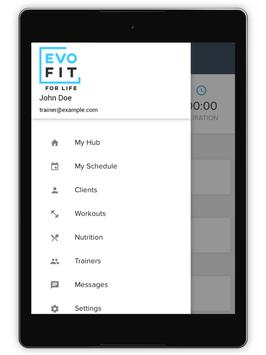 EvoFit screenshot 6