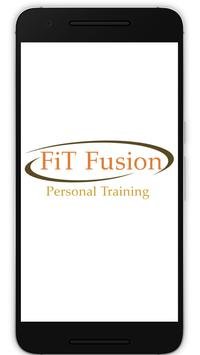 FiT Fusion Fitness poster