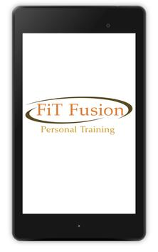 FiT Fusion Fitness apk screenshot